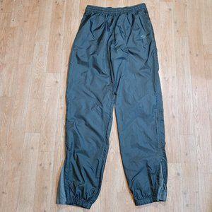 BROOKS Black wind breaker pants